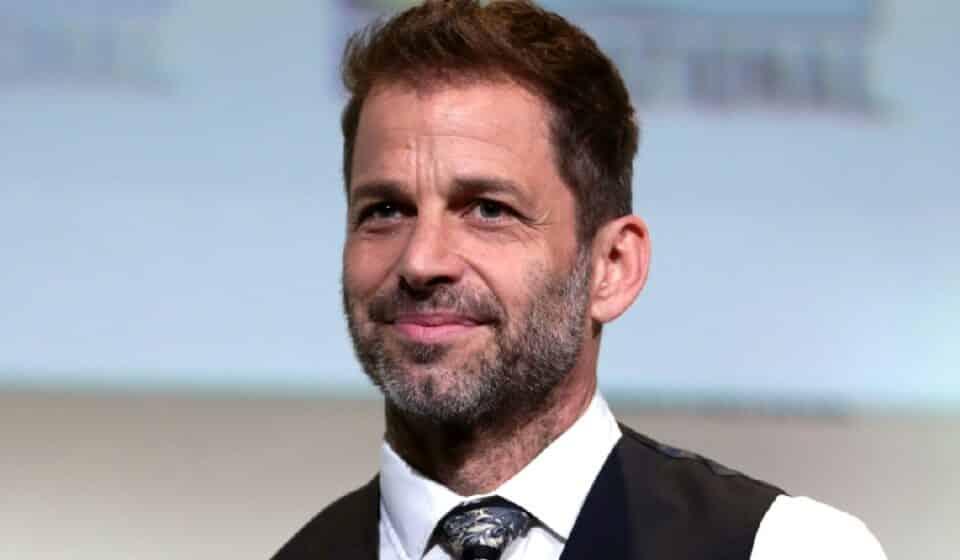 El temor que Zack Snyder le tiene a Warner Bros