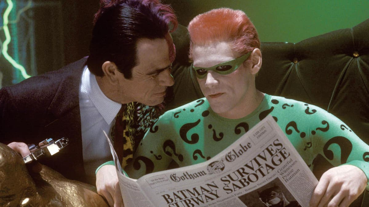 Batman Forever podría preparar el estreno de una nueva versión