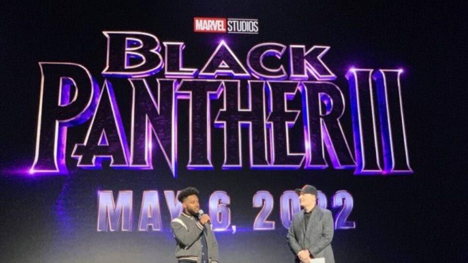 ¡OFICIAL! Kevin Feige confirma inicio de producción de Black Panther 2