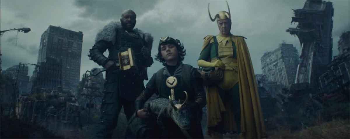 El capitulo 4 de Loki tiene escena post-créditos