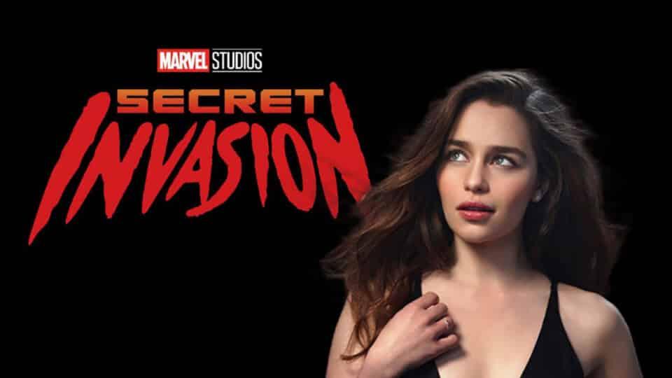 Emilia Clarke confirmó su participación en Secret Invasion y dijo el porqué