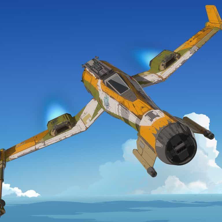 Star Wars: Las 26 mejores naves de una galaxia muy lejana: Fireball
