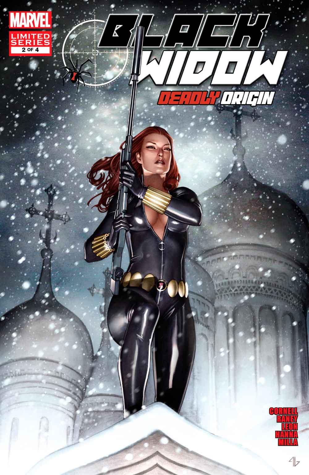 Black Widow Deadly Origin Vol 1 N2