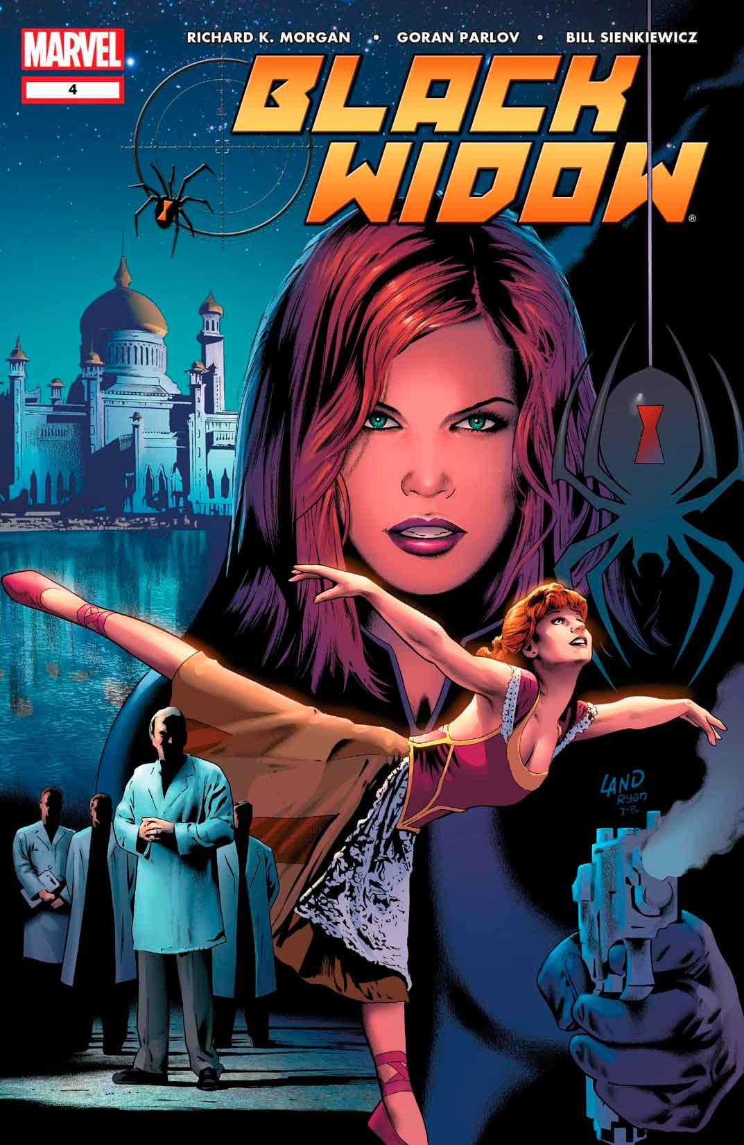Black Widow Vol 3 Nº4