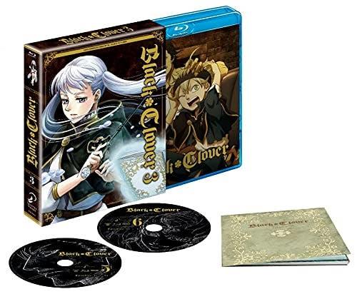 Black Clover - Box 3 - Blu-ray