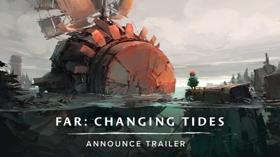FAR: Changing Tides, una nueva aventura en el mundo postapocalíptico de Okomotive