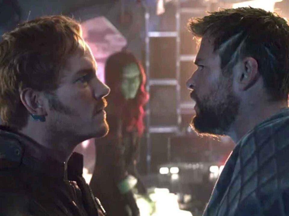 Chris Pratt revela como será la relación entre Star-Lord y Thor