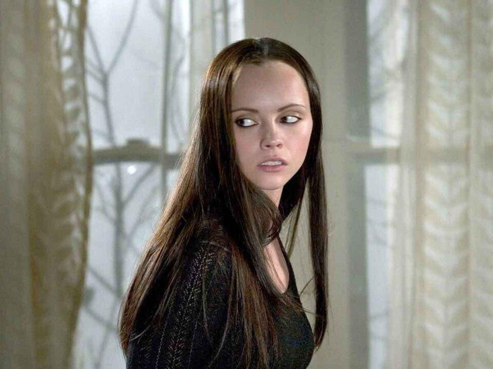 Christina Ricci en Matrix 4