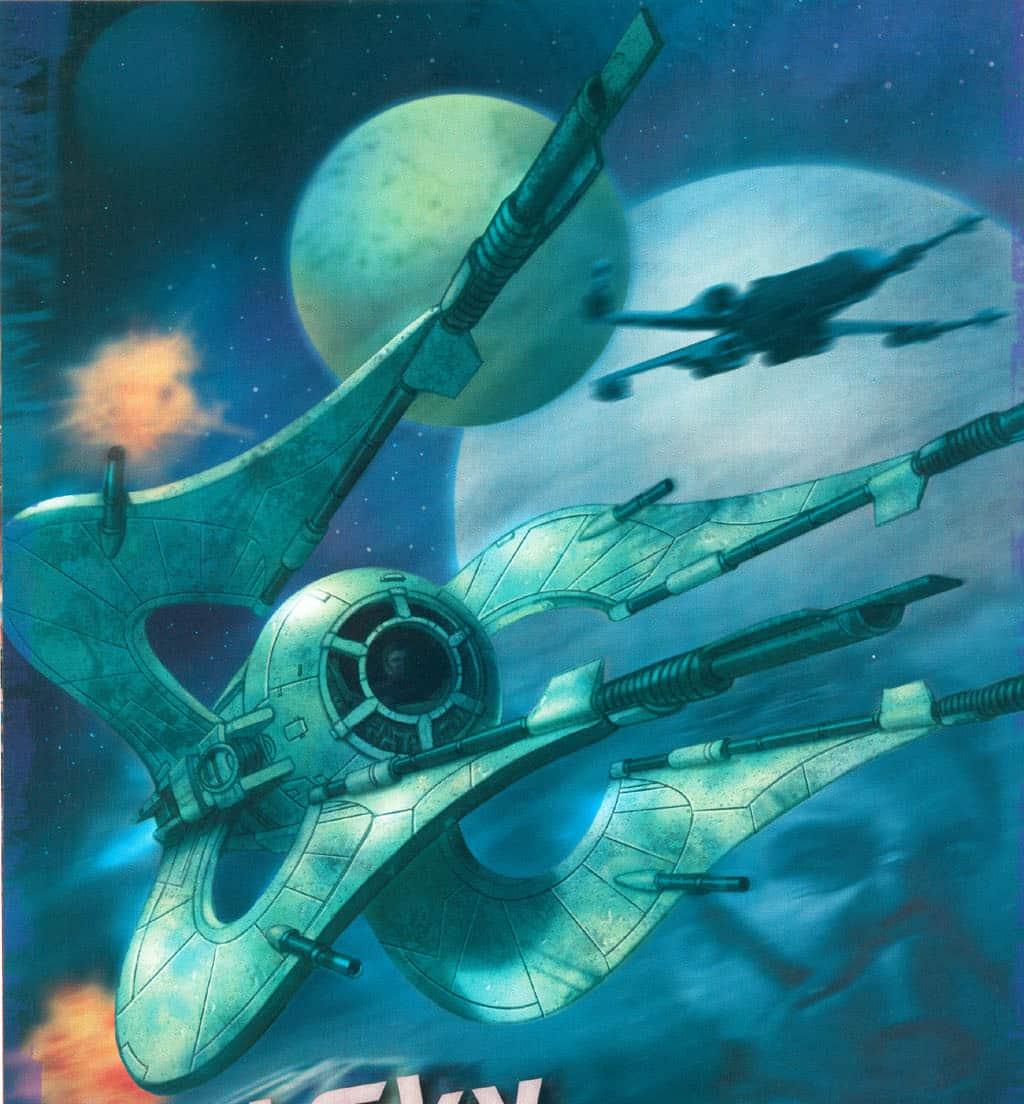 Star Wars: Las 26 mejores naves de una galaxia muy lejana: Clawcraft