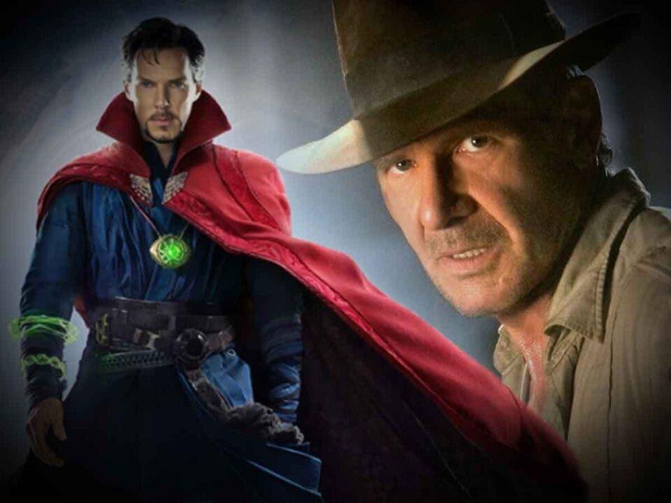 Doctor Strange 2 será más terrorífica que Indiana Jones