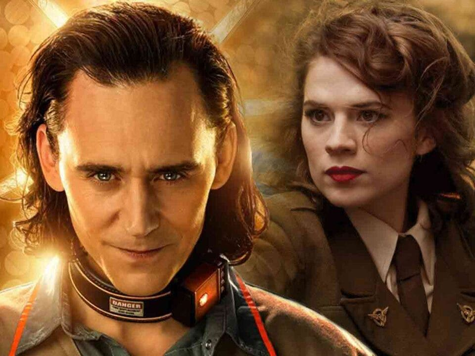 El cameo de Peggy Carter en la serie de Loki