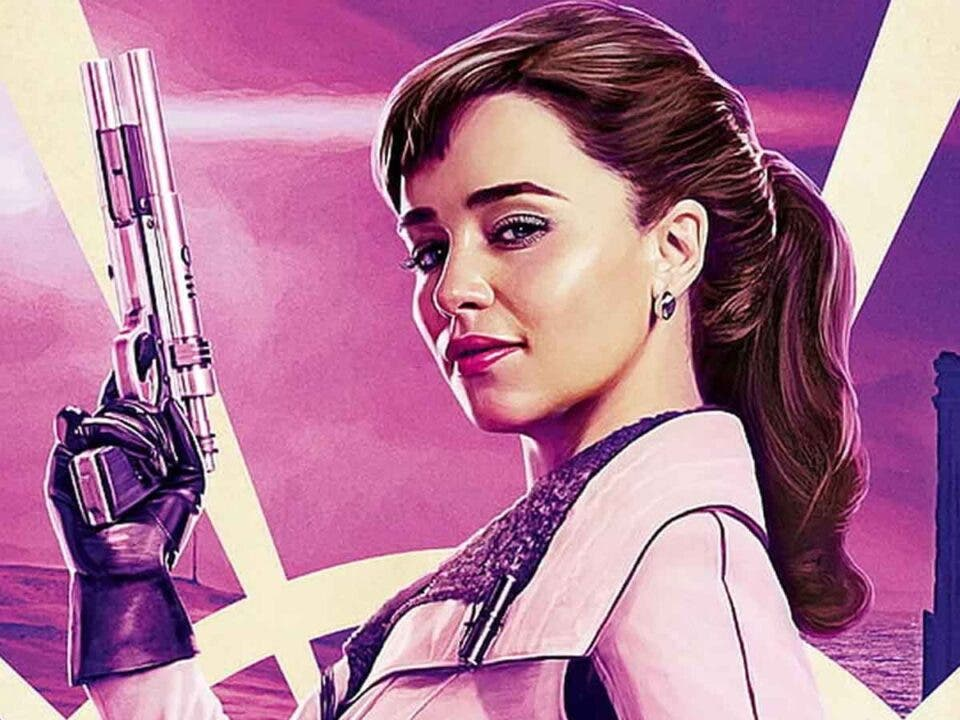 Emilia Clarke reacciona al retorno de su personaje de Star Wars