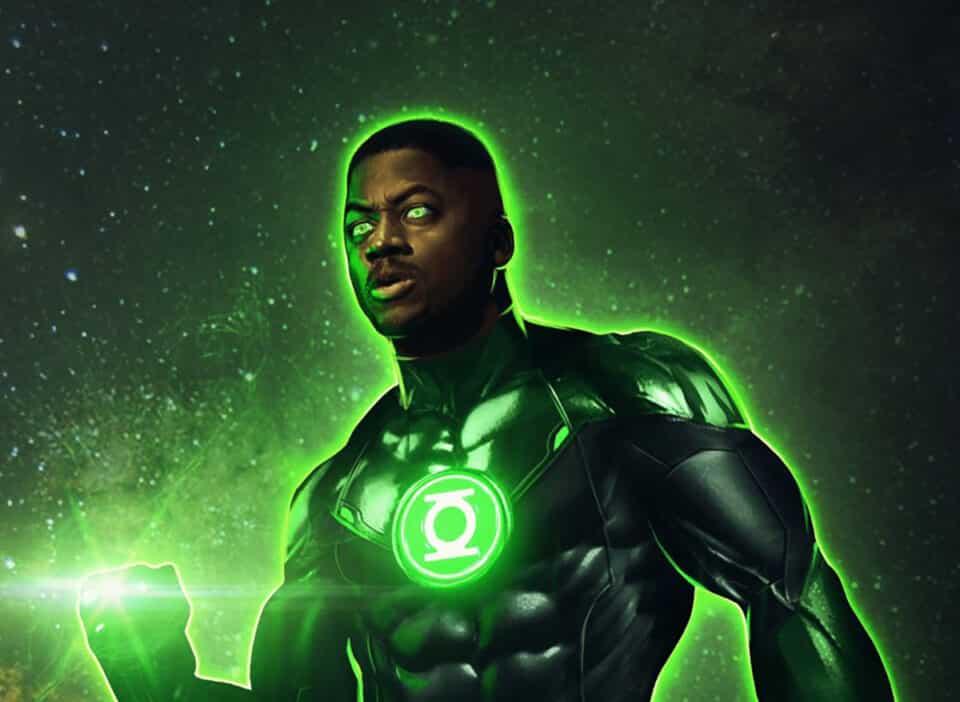 Snyder muestra más de su versión de Linterna Verde