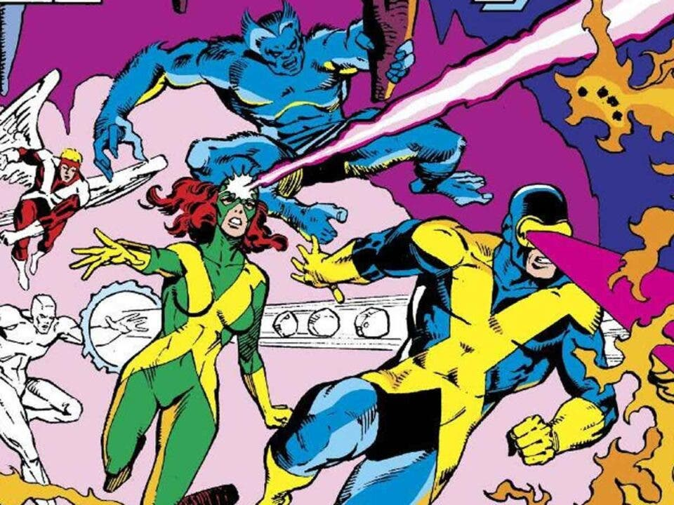 Factor X 1. ¡Bautismo de fuego! ¡El gran regreso de la Patrulla-X original!