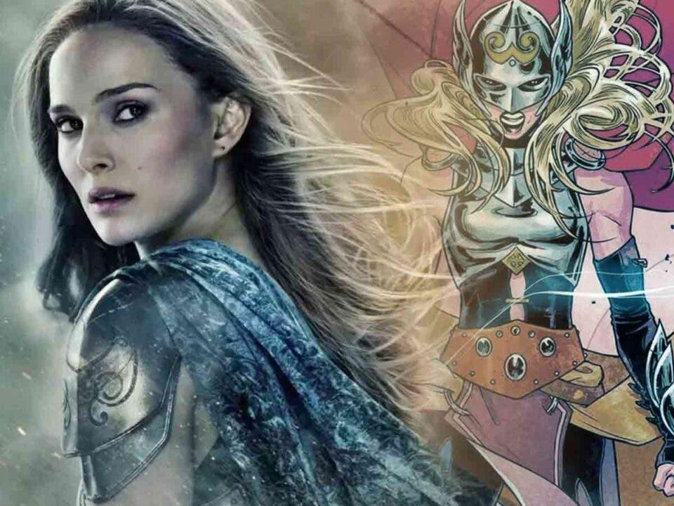 Filtran como Jane Foster (Natalie Portman) recibirá el poder de Thor