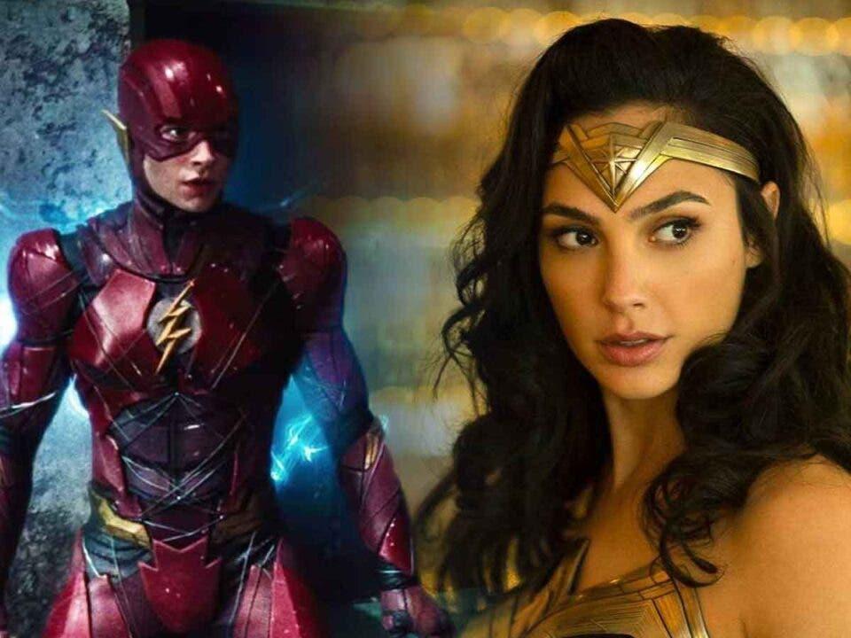 Filtran la presencia de Wonder Woman (Gal Gadot) en la película The Flash