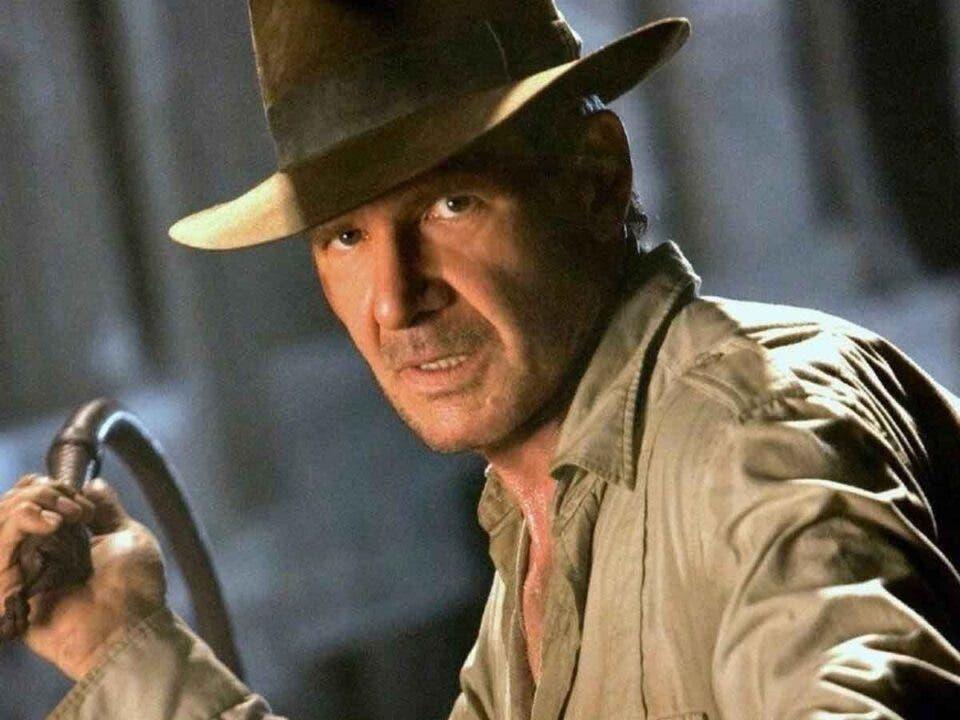 Filtran la primera imagen de Harrison Ford como Indiana Jones