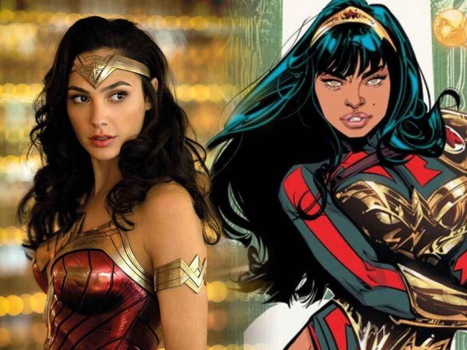 Gal Gadot podría se reemplazada por una Wonder Woman brasileña