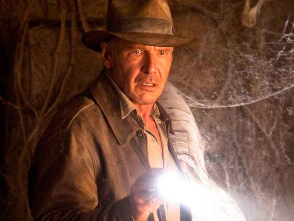 Harrison Ford se lesiona rodando Indiana Jones 5