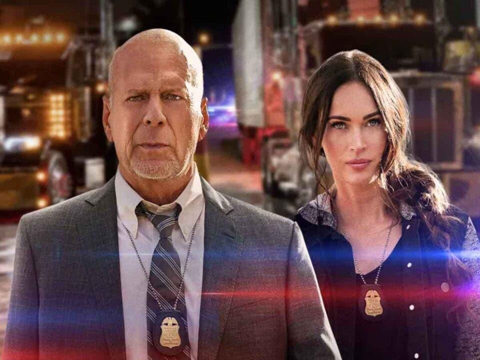 Intenso tráiler de Midnight in the Switchgrass con Megan Fox y Bruce Willis