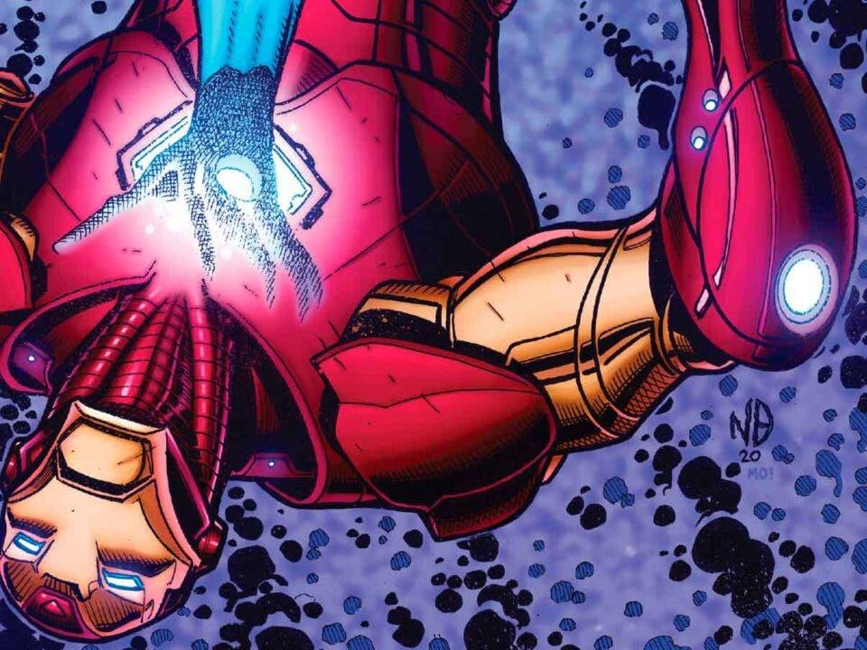 Iron Man Annual 2020