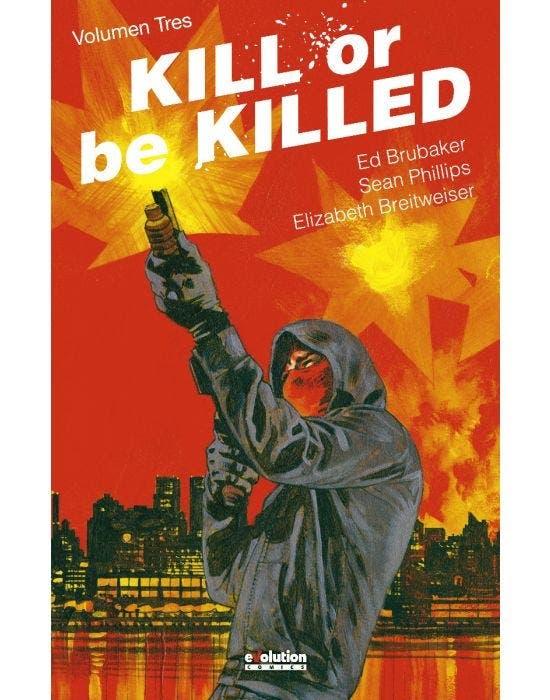 Kill or be Killed: Vol. 3