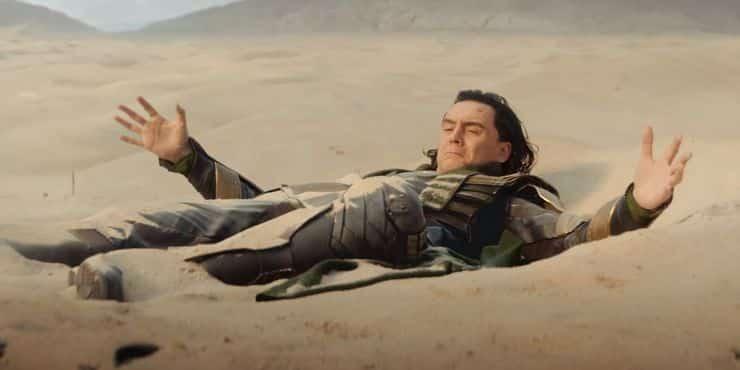 Loki iron man 2008