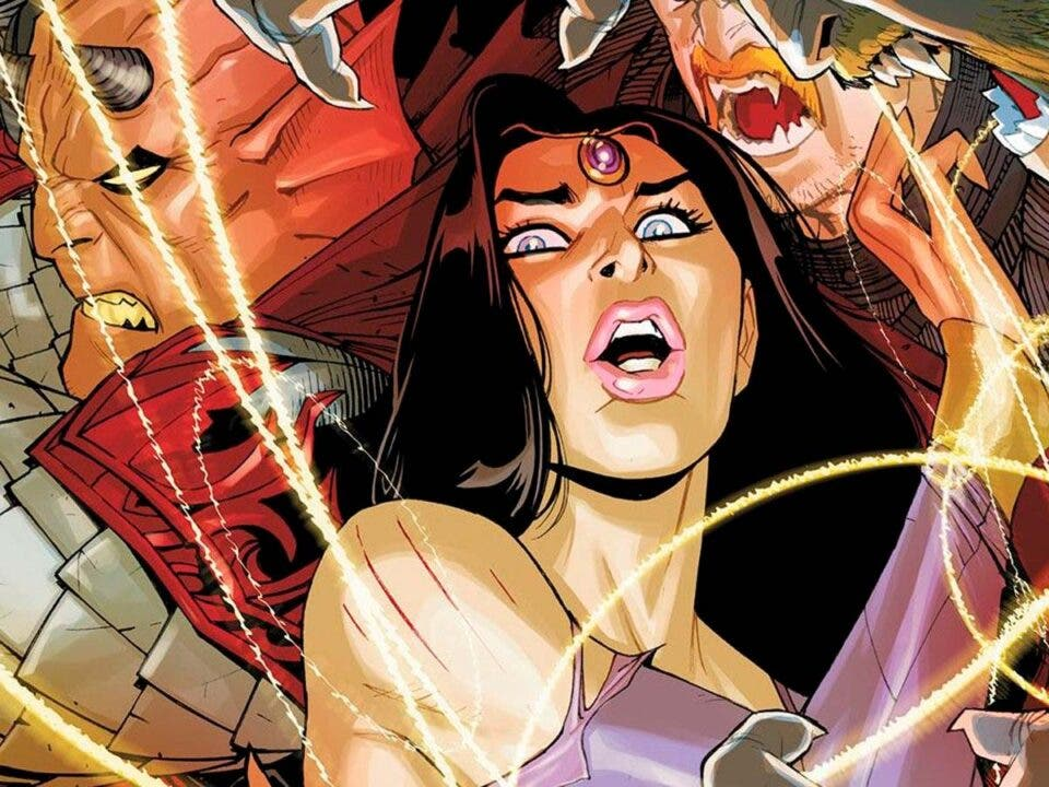 Madame Xanadu DC Comics