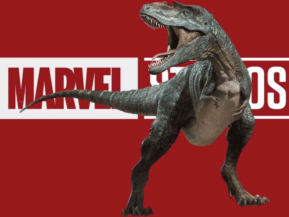 Marvel Studios hará una película con dinosaurios