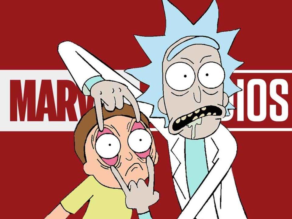 Marvel Studios se inspira en Rick y Morty para su nueva película