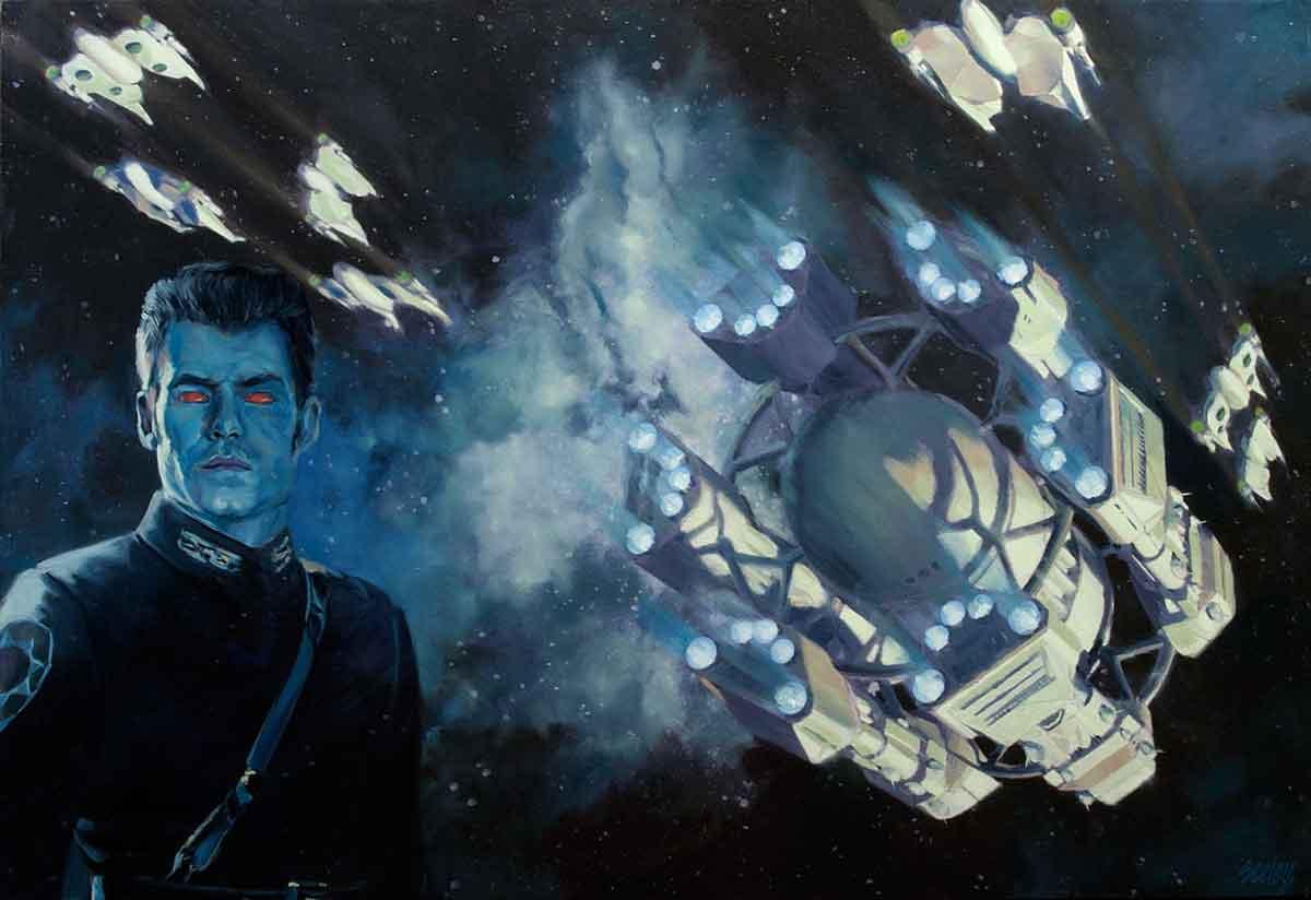 Star Wars: Las 26 mejores naves de una galaxia muy lejana: Outbound Flight