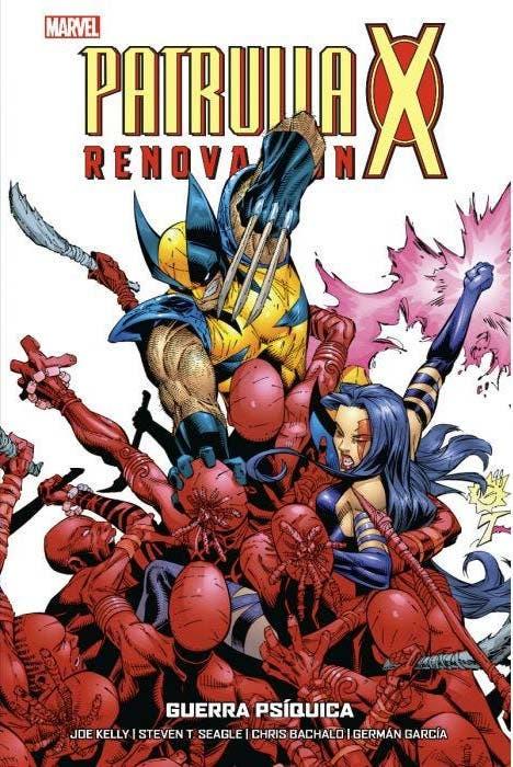 Patrulla-X: Renovación 3