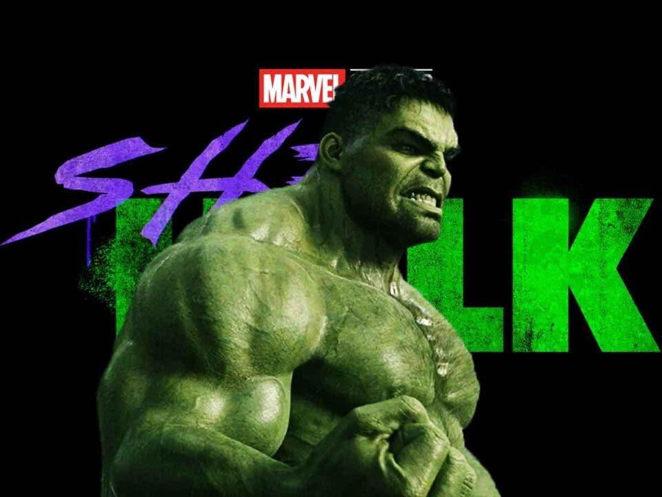 Primera foto de Mark Ruffalo como Hulk en la serie She-Hulk