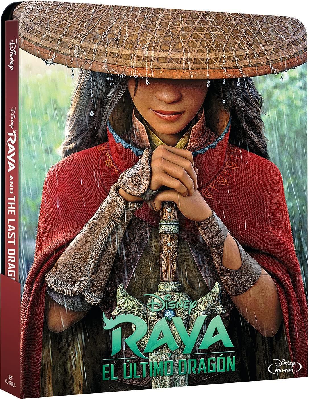 Raya y el último dragón - Edición Steelbook [Blu-ray] Edición coleccionista
