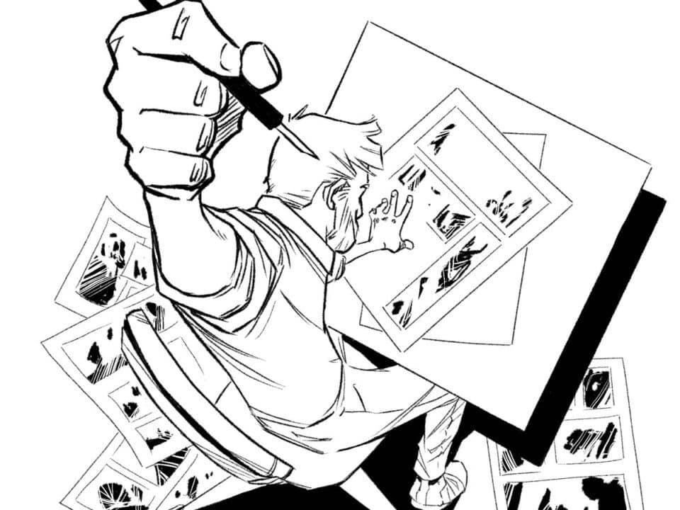 Reconocidos autores de cómics profesores de lujo en el Summer Camp