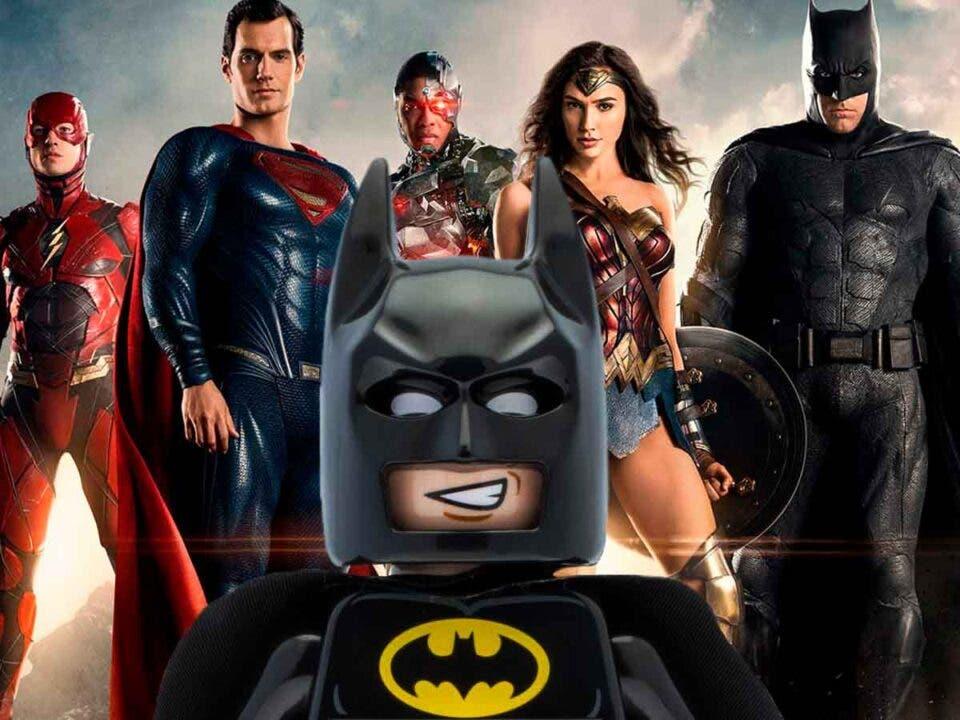 Revelan la hisotria de la película de Liga de la Justicia que nunca veremos