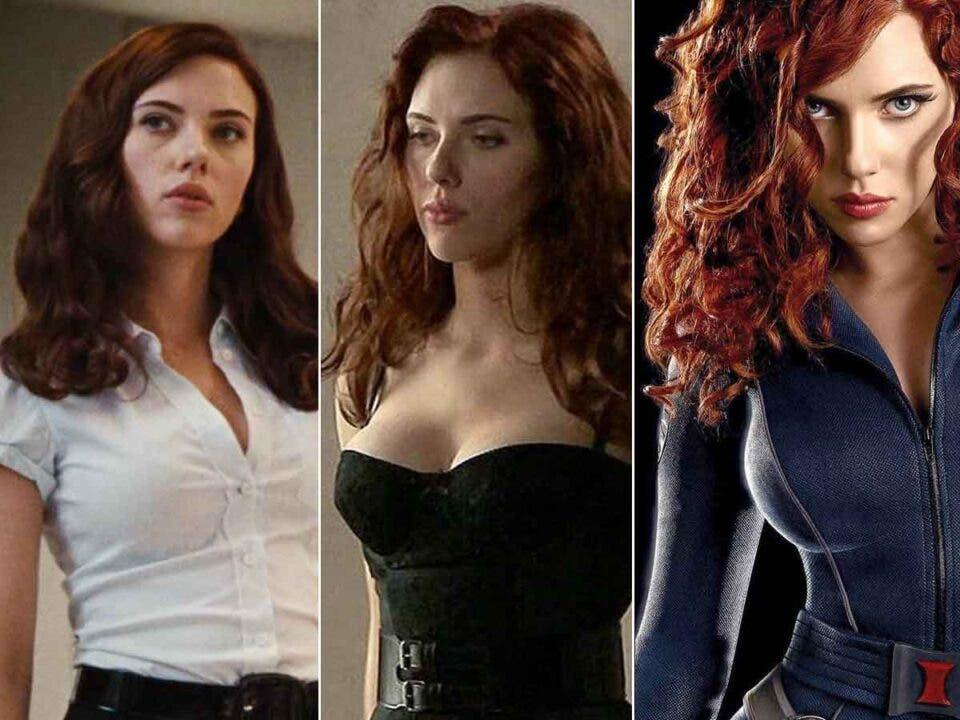 Scarlett Johansson se queja de su presentación sexualizada en Iron Man 2