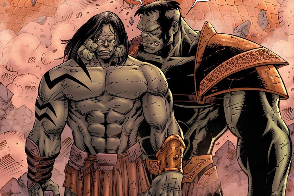 El hijo de Hulk podrá aparecer en la serie de She-Hulk
