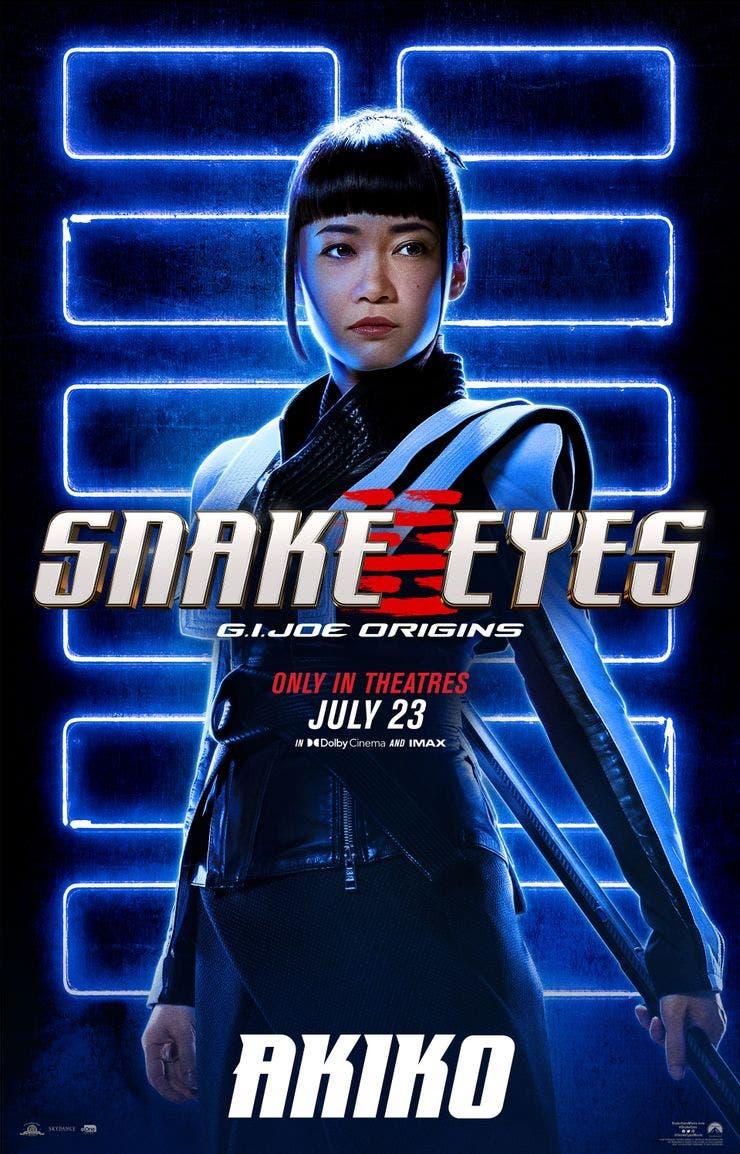 Snake Eyes Akiko