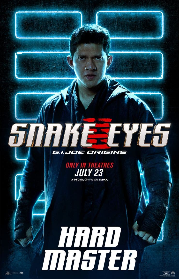 Snake Eyes Hard Master