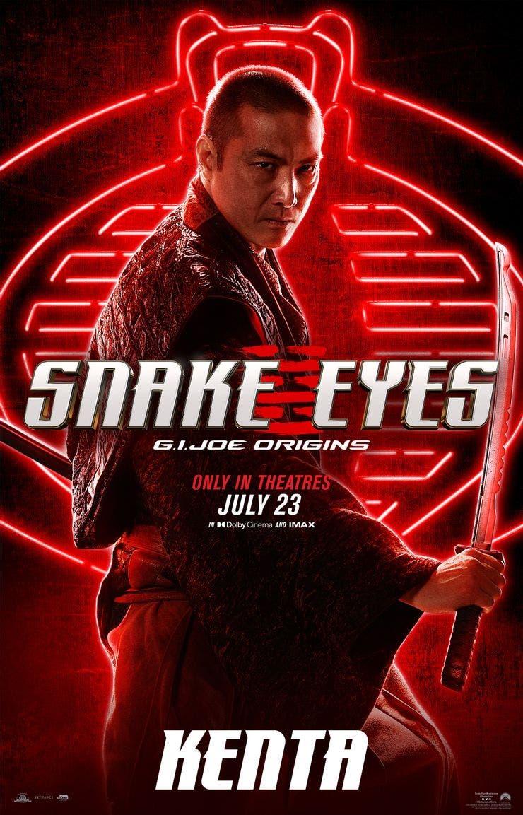 Snake Eyes Kenta