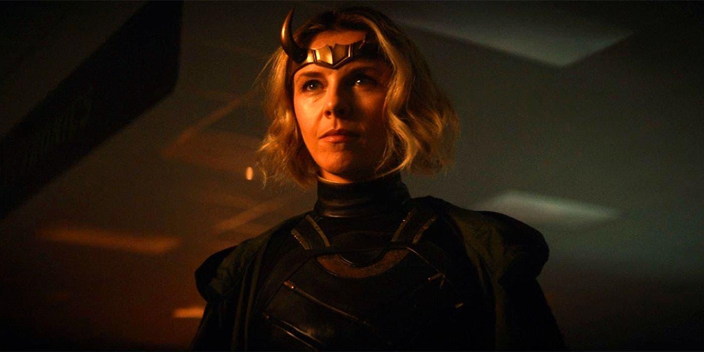 Sophia Di Martino es Lady Loki