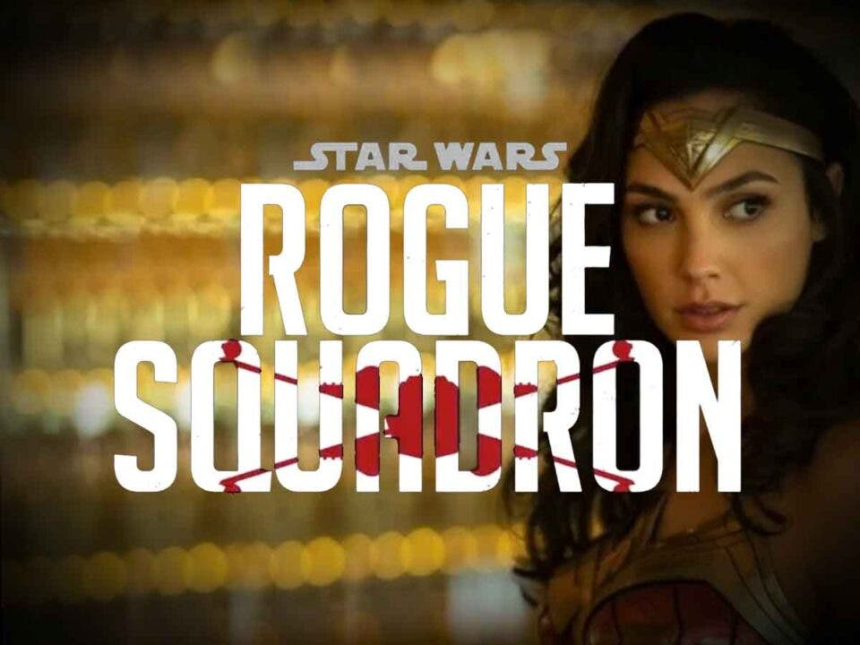 Star Wars: Rogue Squadron compartirá estética con Wonder Woman