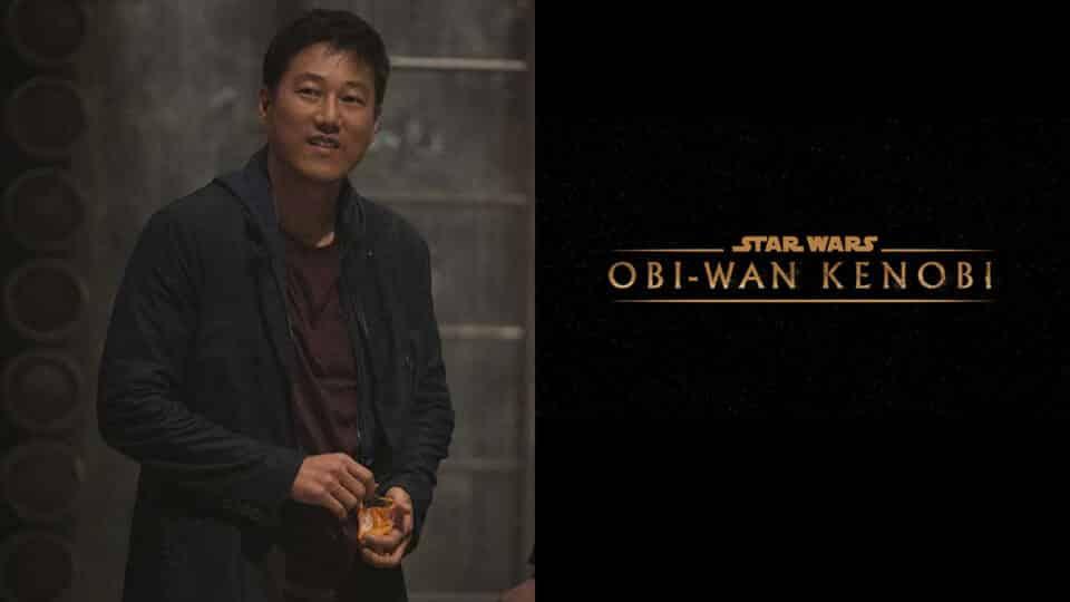 """Sung Kang será la """"delicia sexy"""" de la serie de Obi-Wan"""