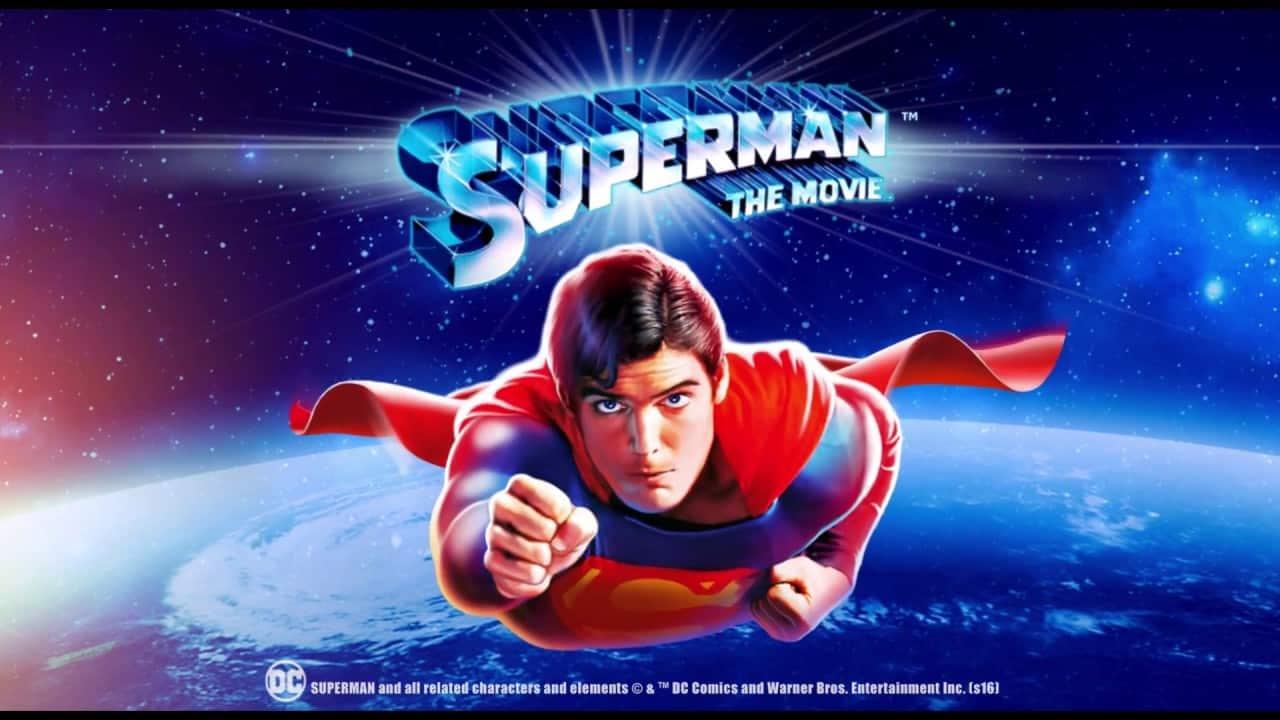 Superman The Movie – Playtech: