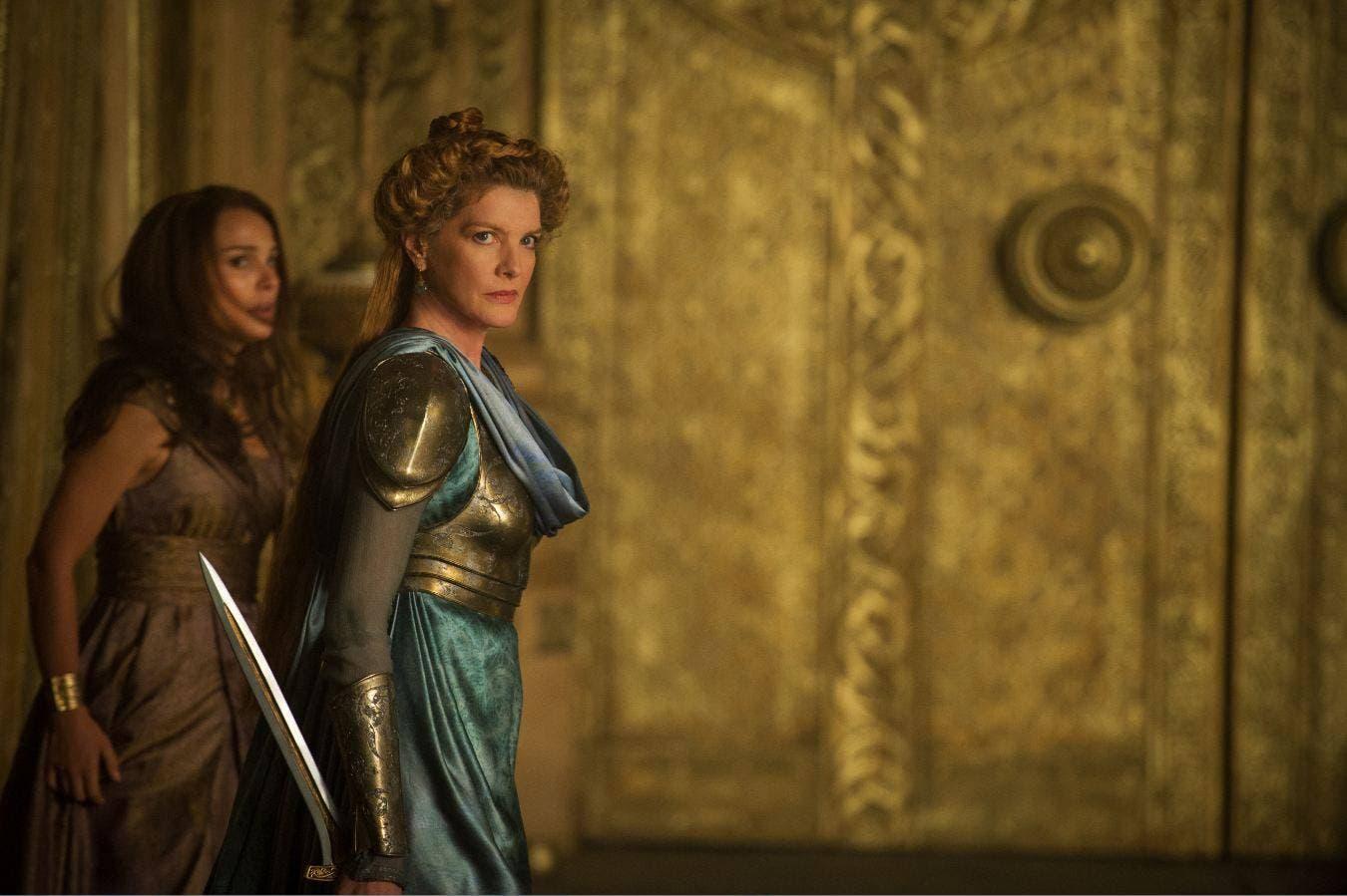 Thor El Mundo Oscuro Frigga