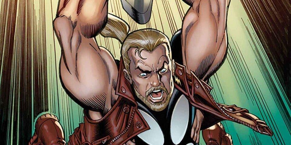 Thor: Love and thunder. Posible tatuaje revelado del dios del trueno