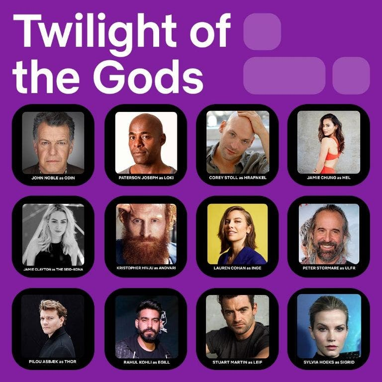Twilight of the Gods, la nueva película de Zack Snyder para Netflix