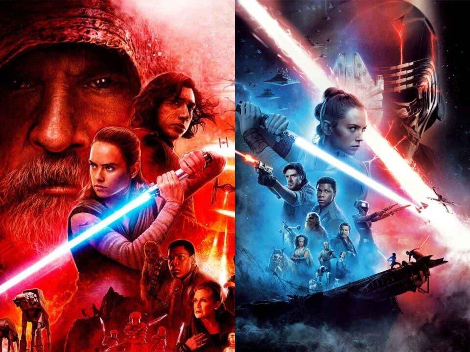 Un juez declara mediocres Star Wars: Los últimos Jedi y El ascenso de Skywalker