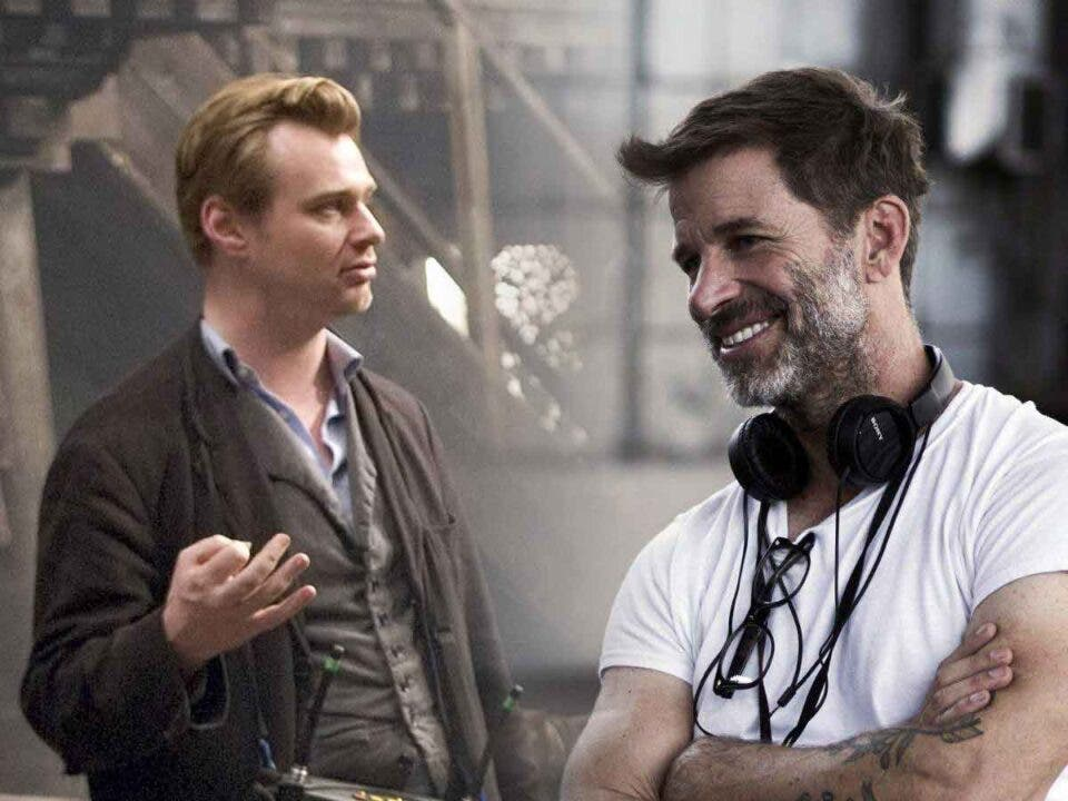 Zack Snyder revela sí Christopher Nolan ha influido en sus películas